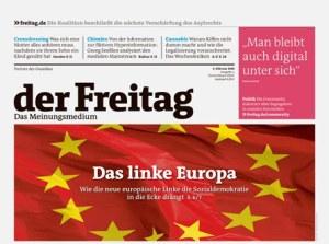 Freitag 05-16 - Das linke Europa