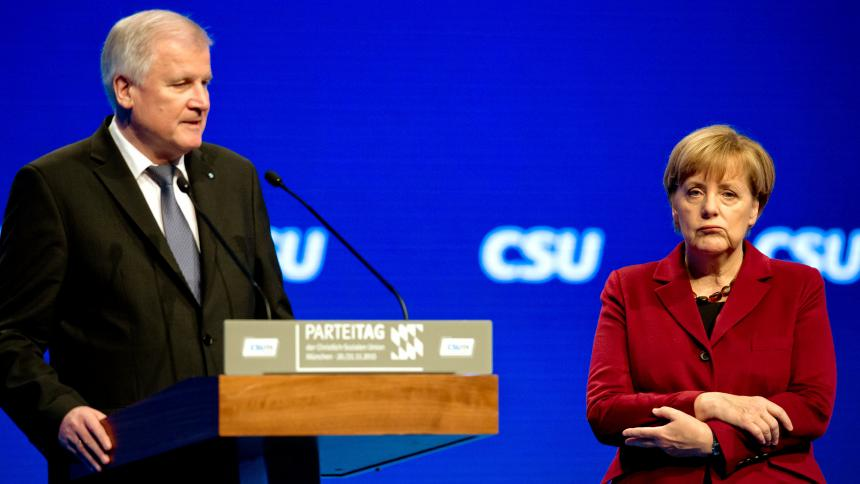CSU-Parteitag 2015